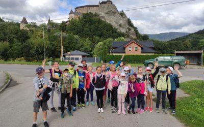 Letné denné tábory pre deti 2020